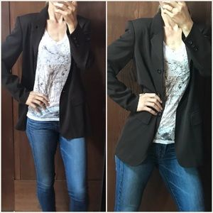 "Saks Fifth Avenue ""Boyfriend"" Blazer"